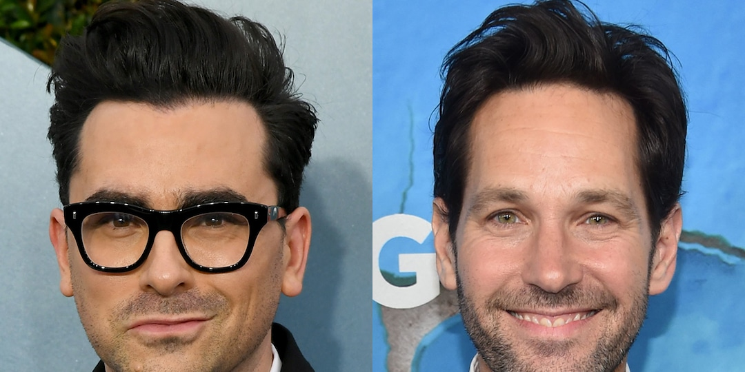 Why the Internet Is Freaking Out Over This Photo of Paul Rudd and Dan Levy - E! Online.jpg