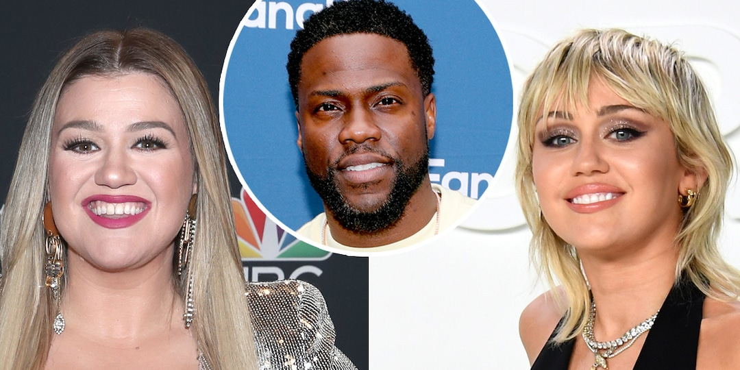 See Kevin Hart Grill Miley Cyrus, Kelly Clarkson & More Stars in Hart to Heart First Look - E! Online.jpg