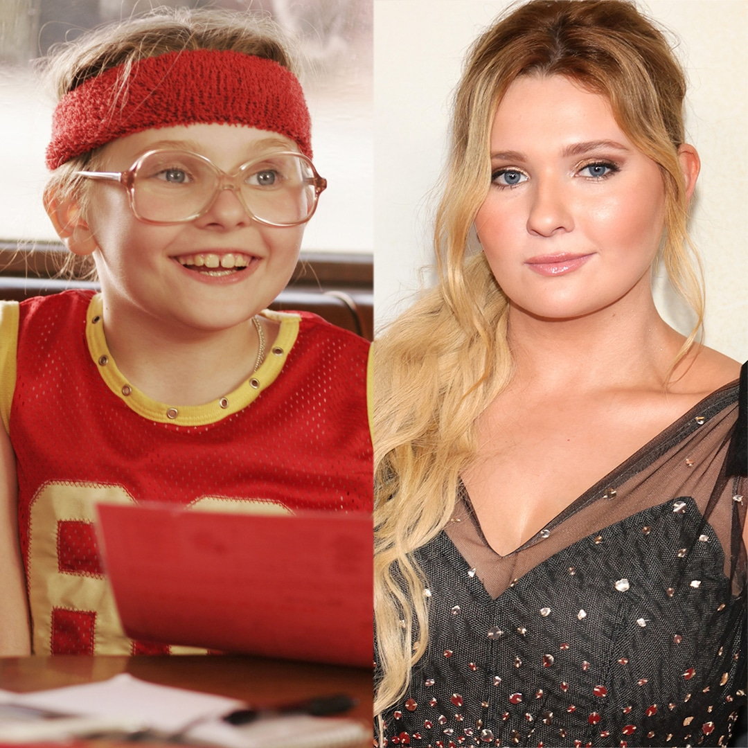 Abigail Breslin Says She Would