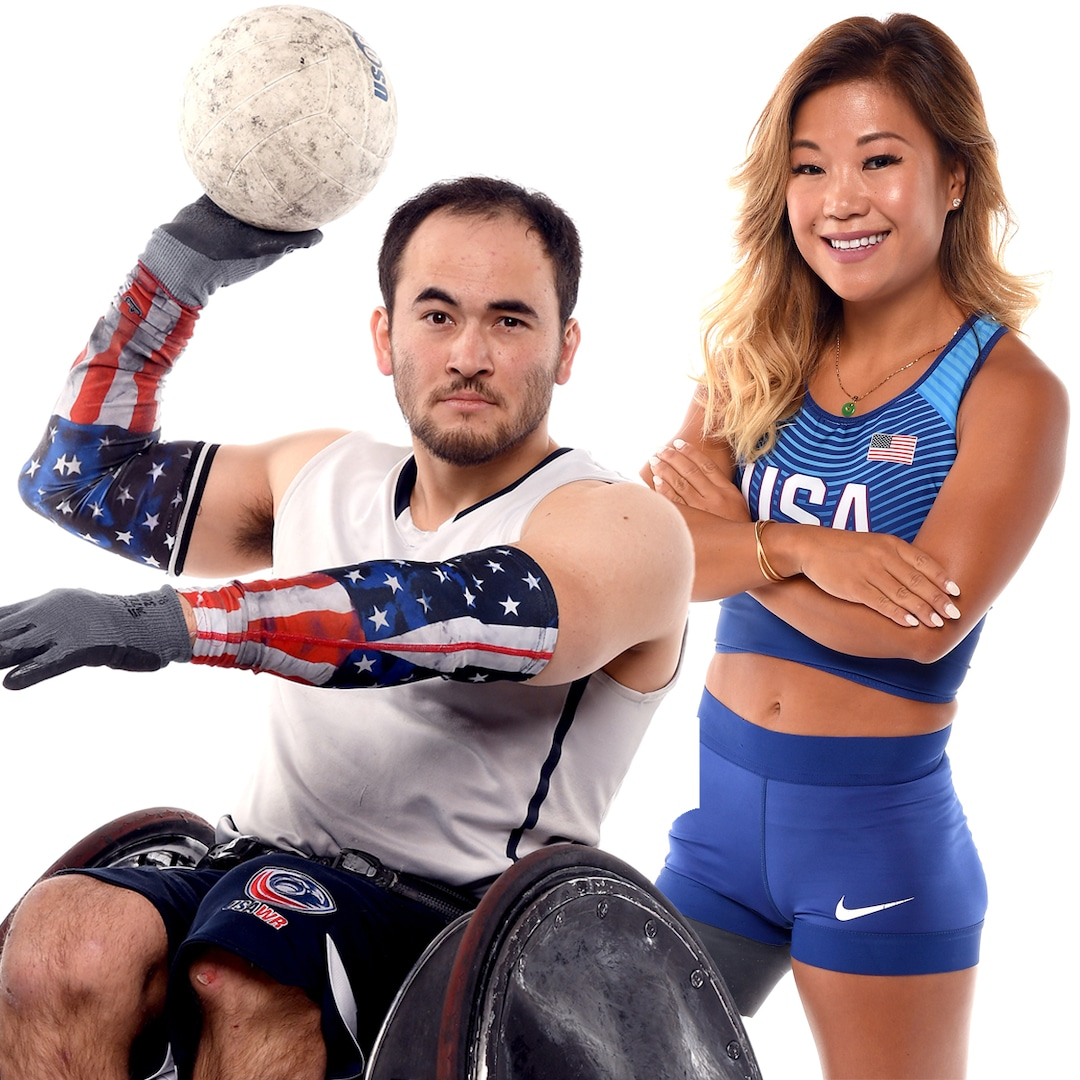 Get Inspired All Over Again by These U.S. Paralympians Going for Gold in Tokyo