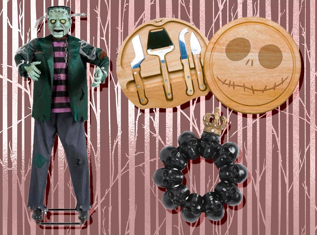 EComm, Halloween Décor