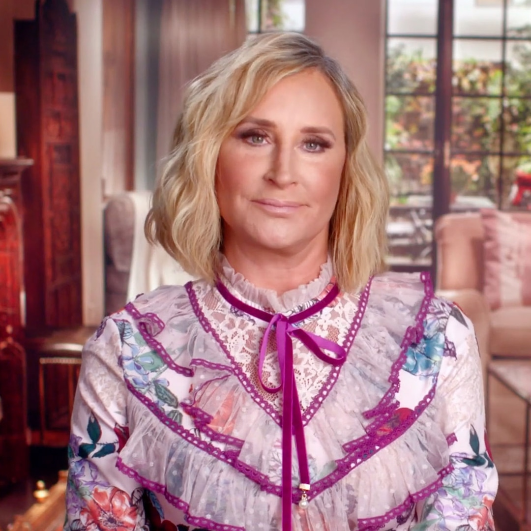 RHONY's Sonja Morgan Reveals How Her COVID Diagnosis Changed Her Love Life – E! Online