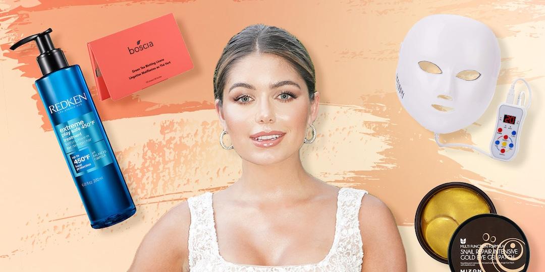 Hannah Ann Sluss Shares Her Must-Have Amazon Beauty Products - E! Online.jpg