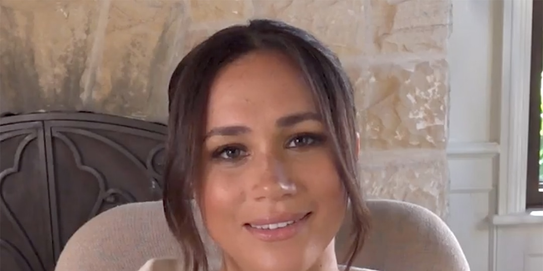 Prince Harry, Family Photos and More: All the Easter Eggs in Meghan Markle's 40th Birthday Video - E! Online.jpg