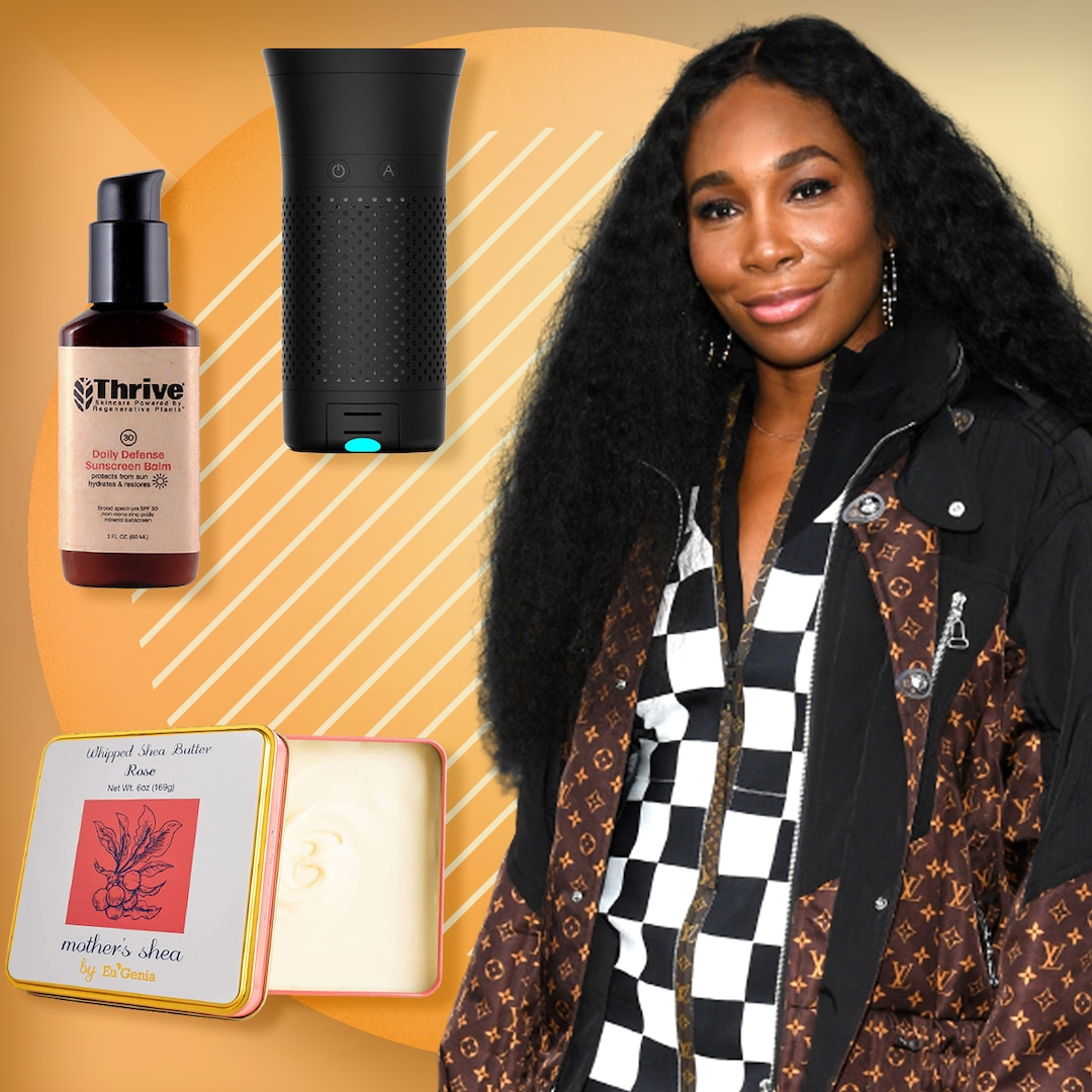Venus Williams Teams up with Amazon Launchpad to Support Small Businesses