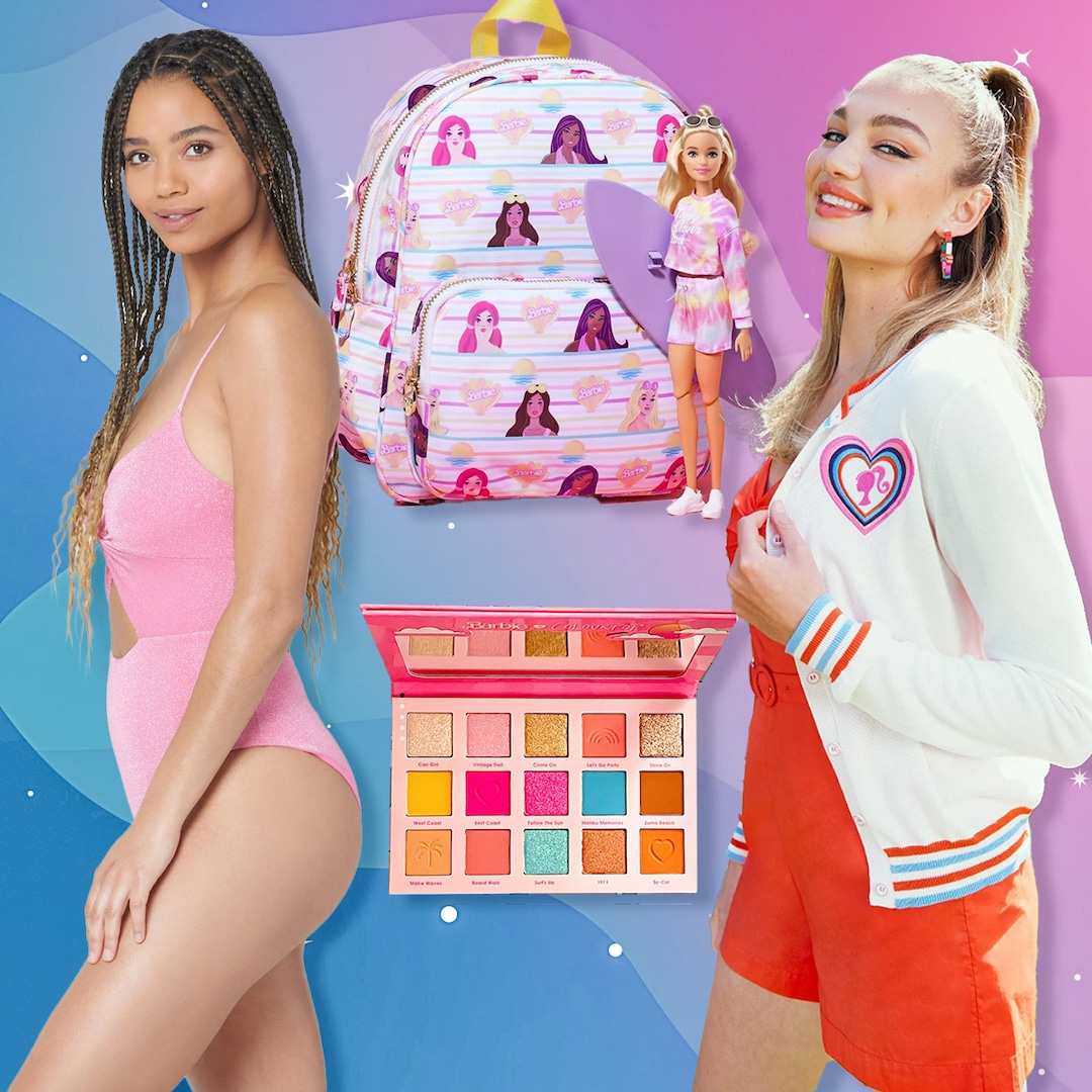 The Best Barbie Collaborations of the Summer