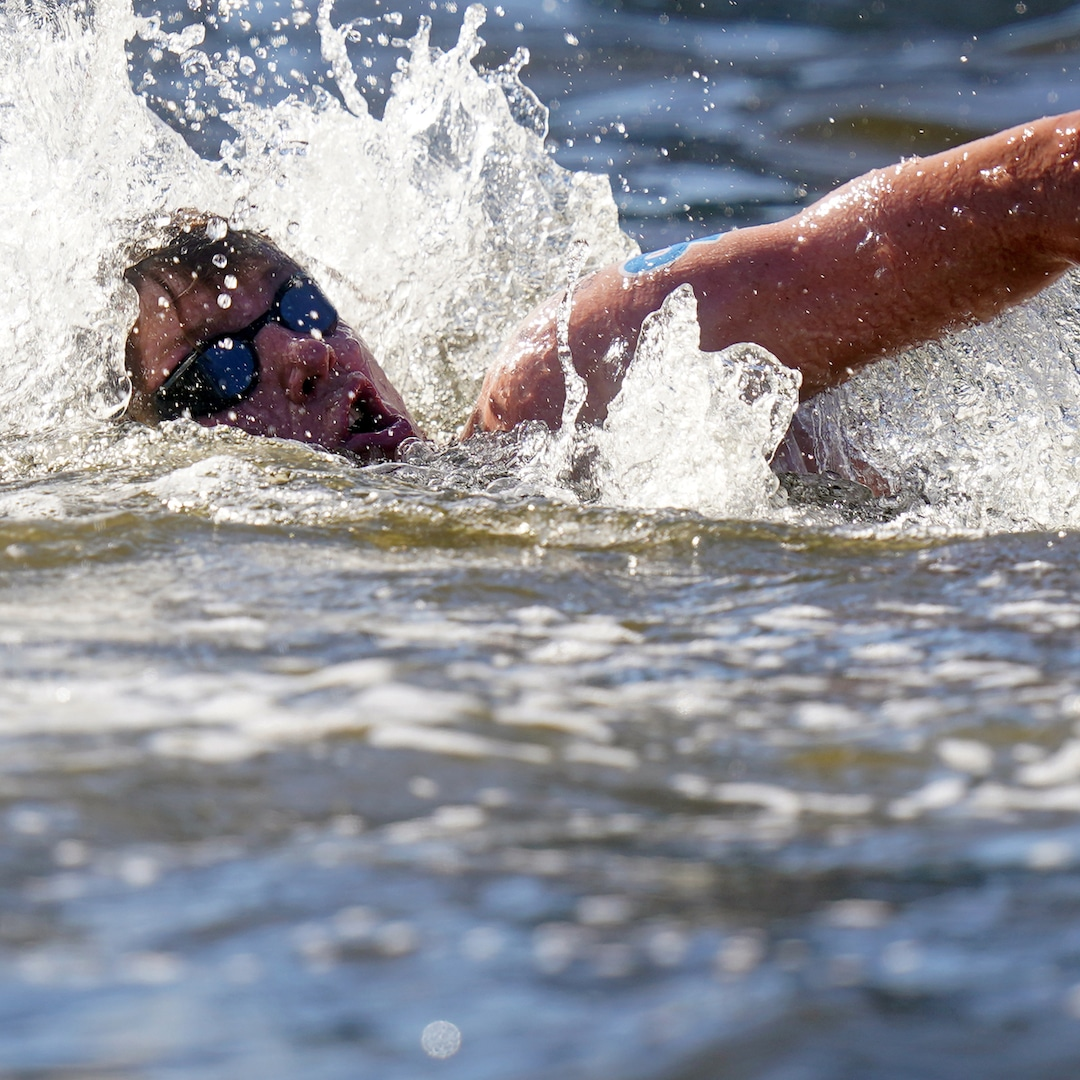 Swimmer Hector Pardoe Withdraws From Olympic Race After Gruesome Eye Injury – E! Online