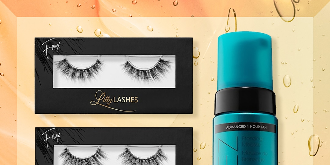 Sephora's Oh Snap! Sale: Get 50% Off St. Tropez & Lilly Lashes - E! Online.jpg