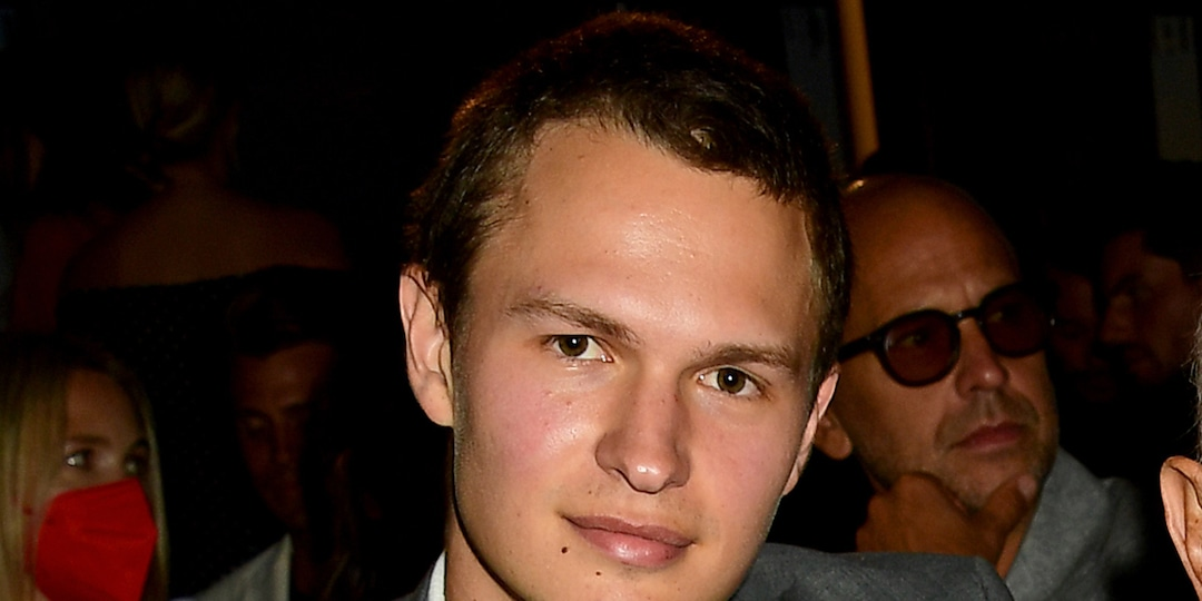 Ansel Elgort Makes First Public Appearance in Over a Year During NYFW—With His Parents - E! Online.jpg