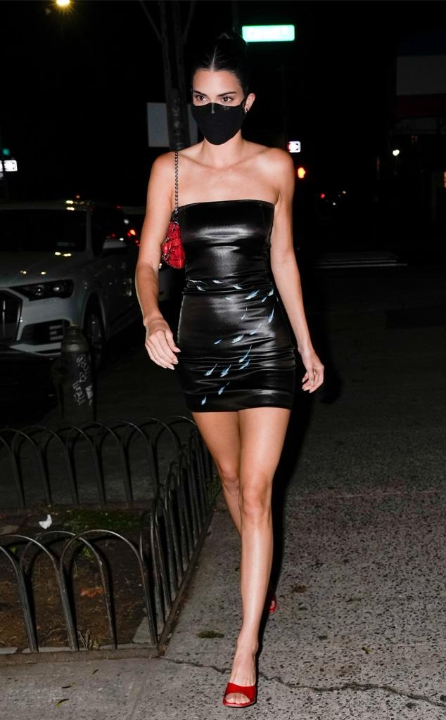 Kendall Jenner, NYFW 2021