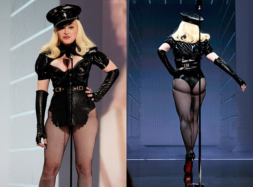 Madonna's Butt Just Kicked Off the 2021 MTV VMAs: See Her Cheeky Look - E!  Online - CA