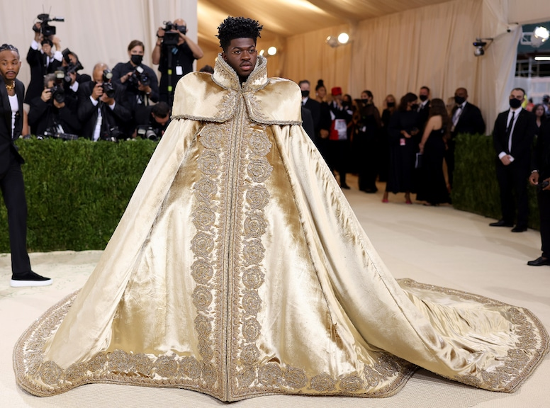 Lil Nas X, 2021 Met Gala, Red Carpet Fashion, Arrivals