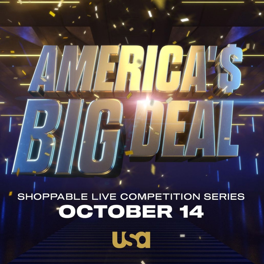 America's Big Deal Will Be Home Shoppers' New Favorite TV Show! See a First Look