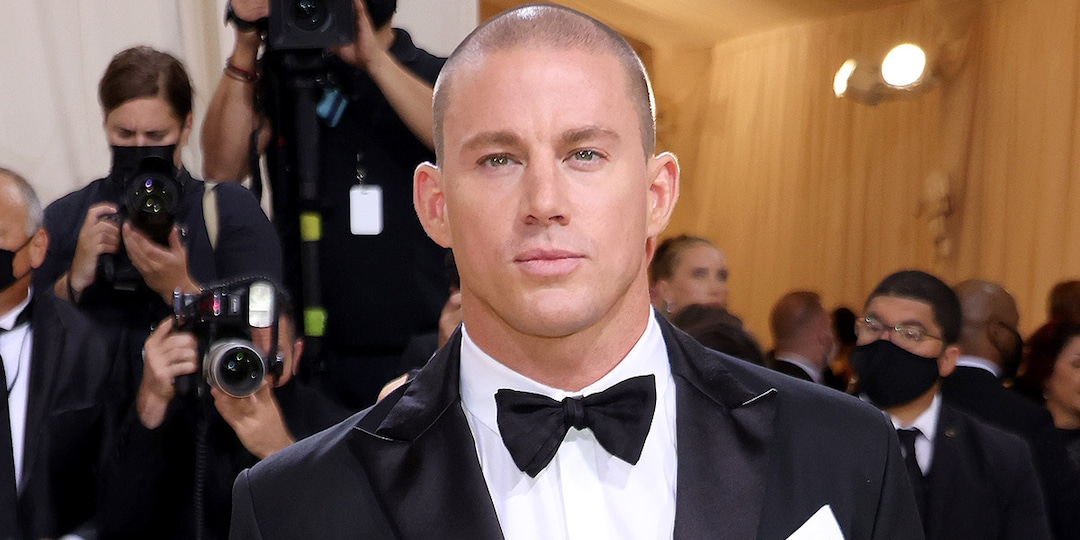 """Channing Tatum Reveals Why His Met Gala Experience Exceeded His """"Wildest Dreams"""" - E! Online.jpg"""