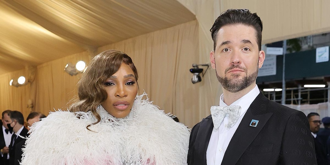 See Serena Williams & Alexis Ohanian and More Celeb Couples at the 2021 Met Gala - E! Online.jpg