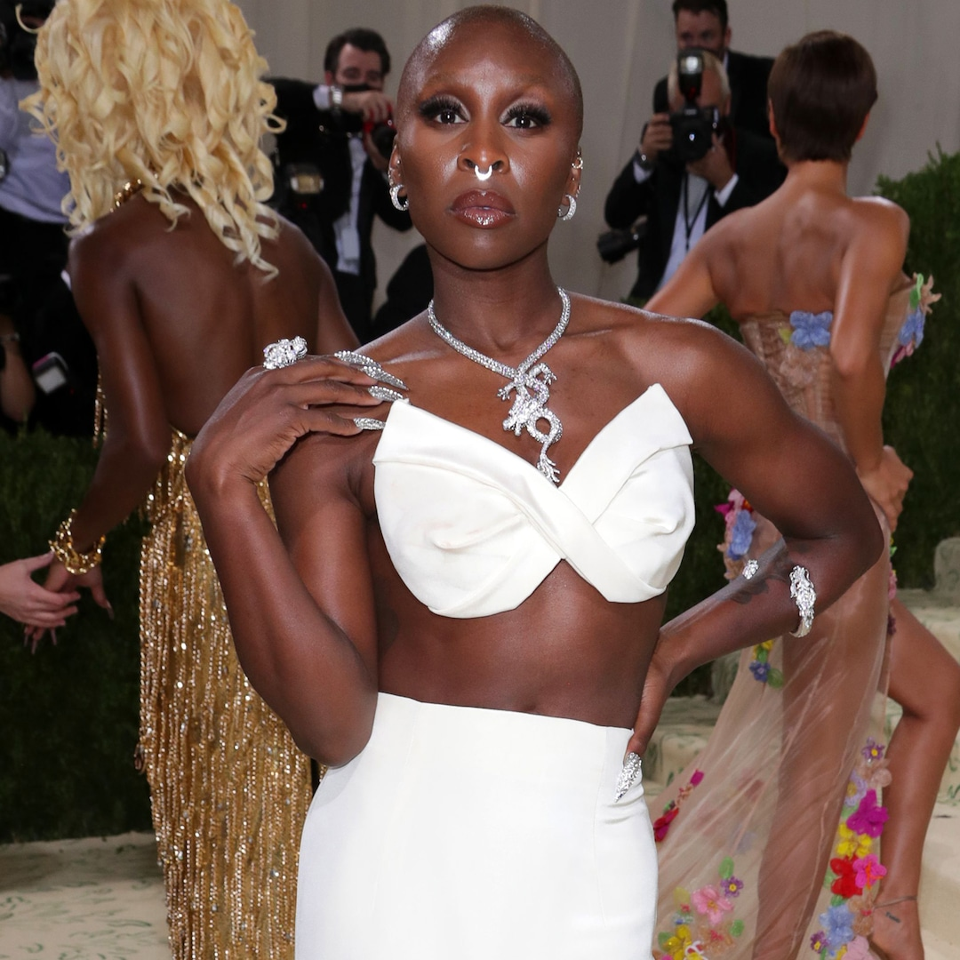 Cynthia Erivo Just Dropped a Huge Hint About Her 2021 Emmys Dress