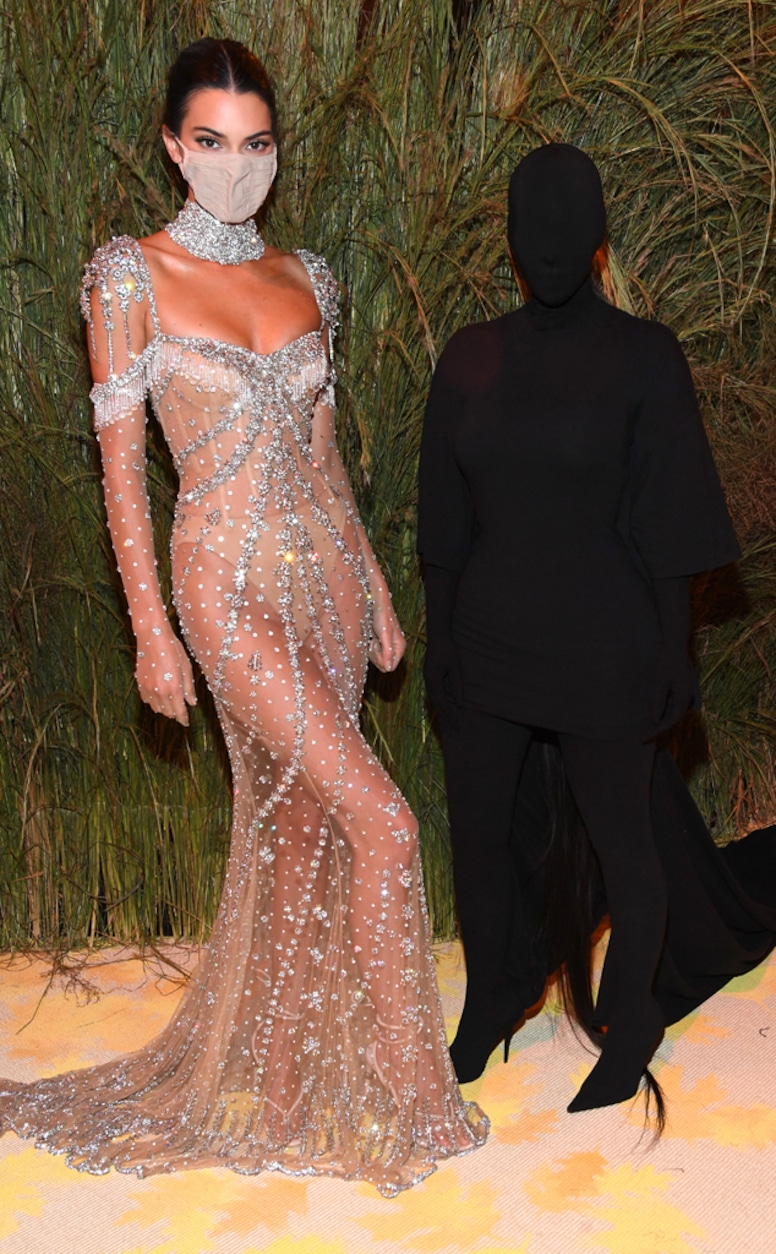 Photos from Met Gala 2021: Photos of the Kardashian-Jenners - E! Online