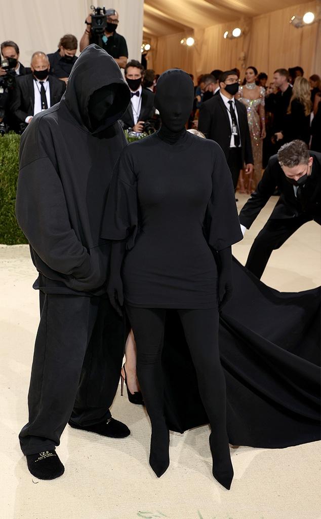 Kim Kardashian, 2021 Met Gala, Moda e Qilimit të Kuq