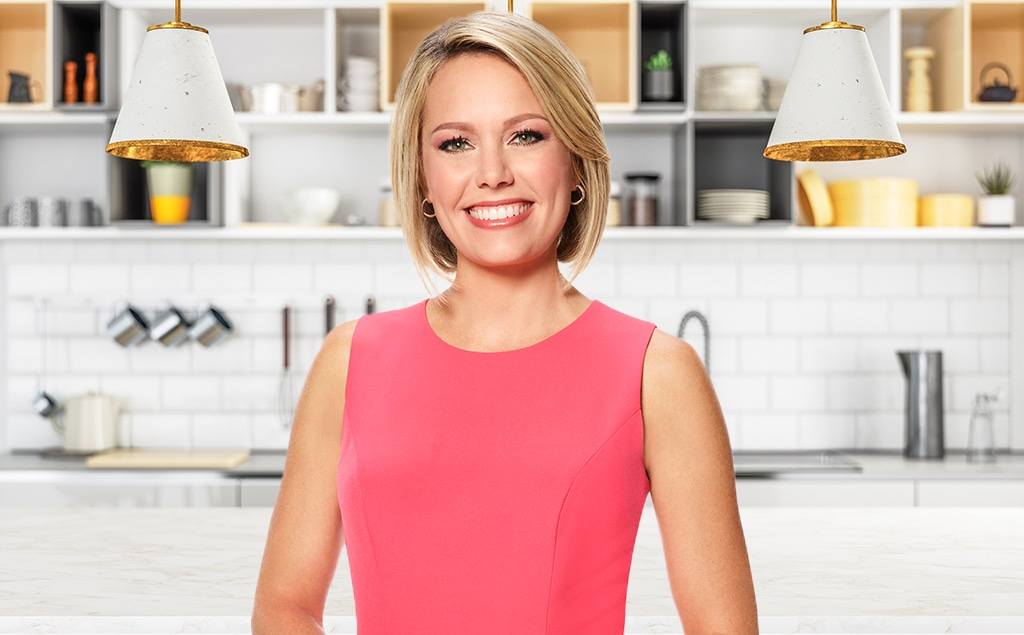 E-comm: Dylan Dreyer What's In My Kitchen