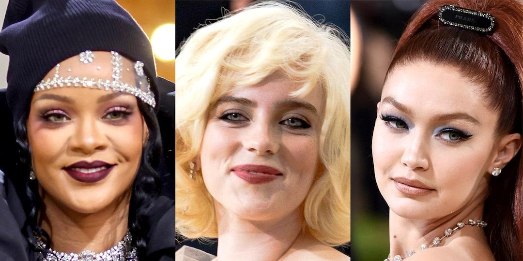 How to Get Rihanna, Gigi Hadid & Billie Eilish's Met Gala Beauty Looks - E! Online.jpg