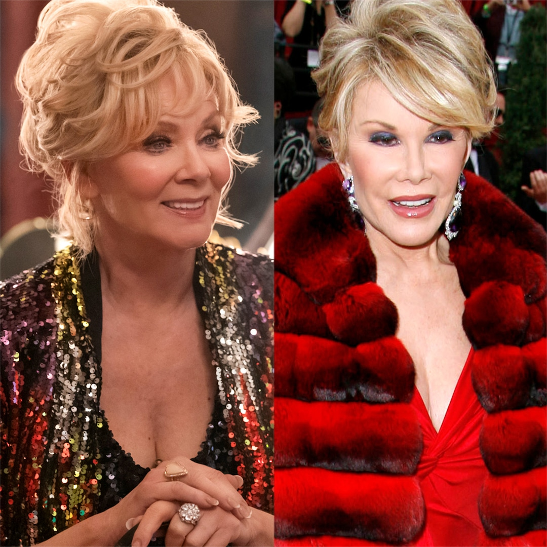 Fact Checking the Parallels Between Joan Rivers and Jean Smart in Hacks
