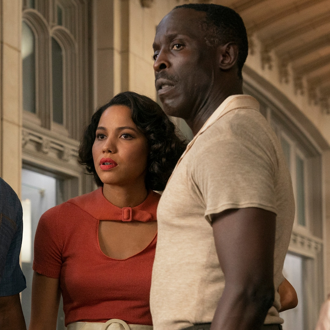 Jurnee Smollett Pens Gut-Wrenching Tribute to Michael K. Williams as He's Laid to Rest