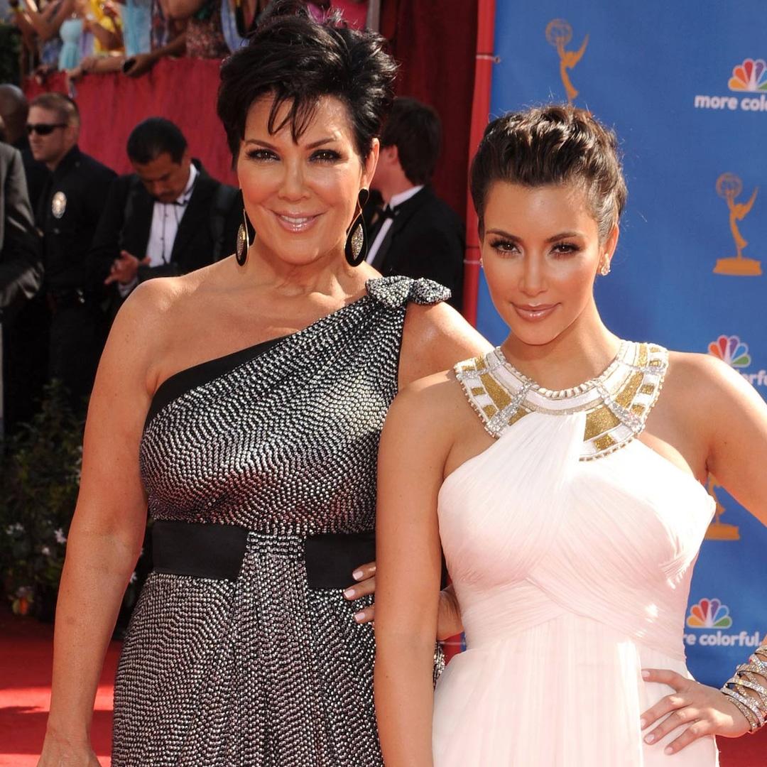 , See Kim Kardashian, Kris Jenner, Kate Gosselin and More Stars' 2010 Emmys Looks – E! Online,