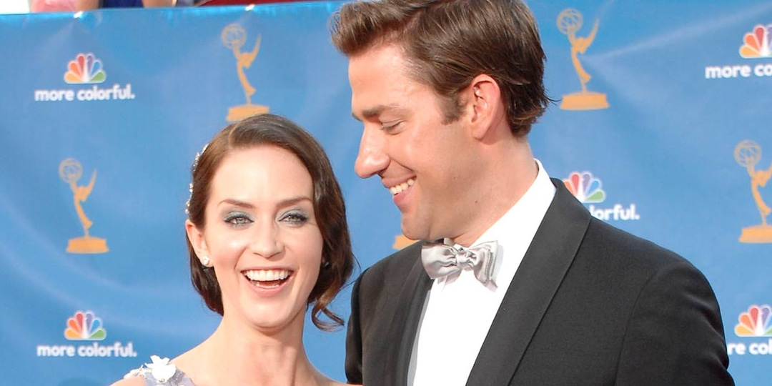 """Emily Blunt Says Cooking This Meal for John Krasinski Was """"All It Took"""" for Him to Fall in Love - E! Online.jpg"""