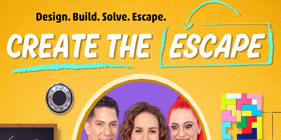 See Kids Compete to Build the Most Mind-Blowing Escape Rooms in Peacock's Create the Escape - E! Online.jpg