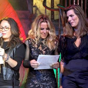 Yolanda Andrade, Kate del Castillo, Montserrat Oliver
