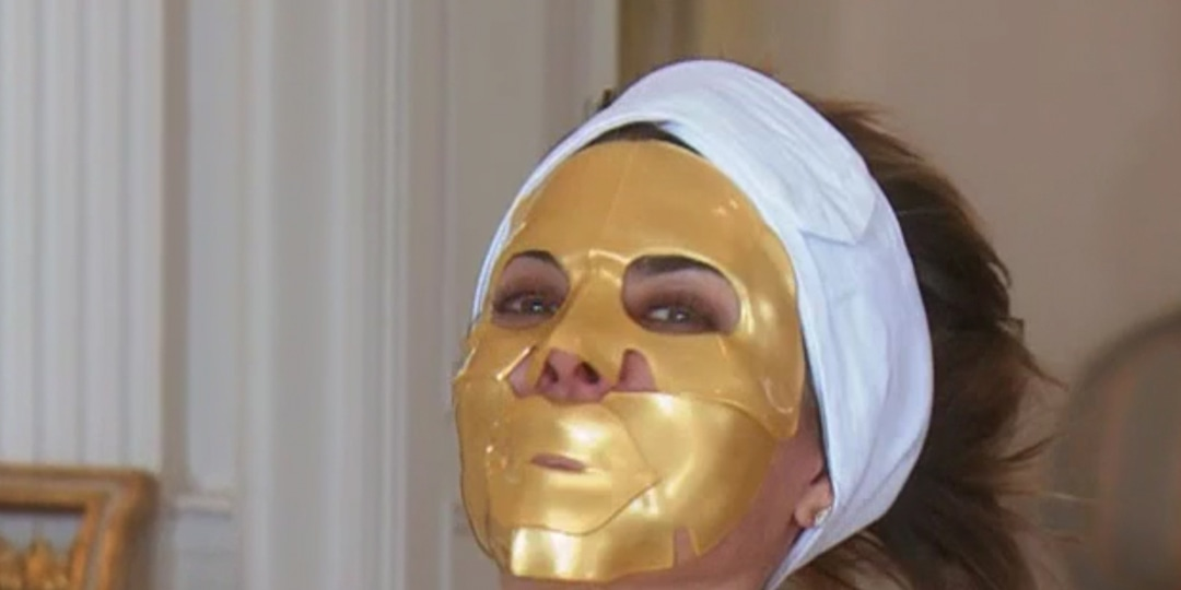All the Info on the Gold Masks Kathy Hilton & Lisa Rinna Used on Real Housewives of Beverly Hills - E! Online.jpg