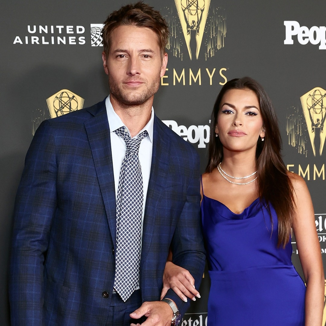 This Is Us' Justin Hartley and Wife Sofia Pernas Turn Heads in Matching Blue Outfits thumbnail
