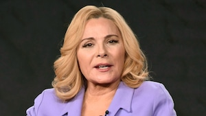 Kim Cattrall, 2020, widget, through the years