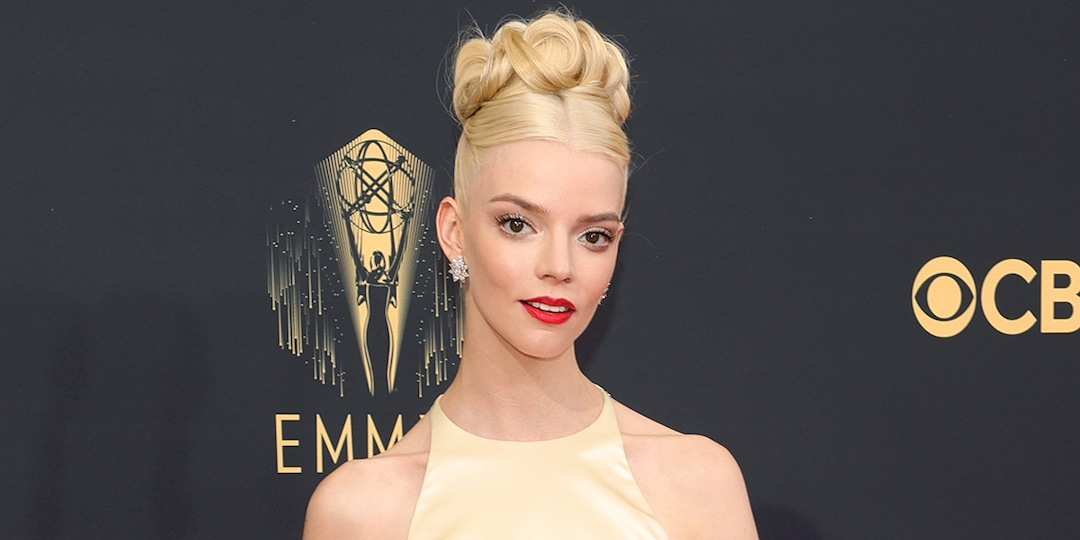 Anya Taylor-Joy's Fashion Game Is on Point With Bold Yellow Gown at 2021 Emmys - E! Online.jpg