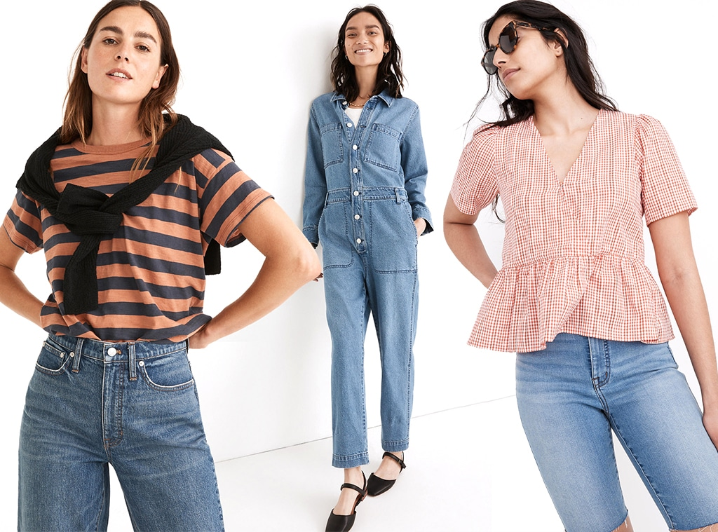 E-Comm: Madewell Finds Under $50