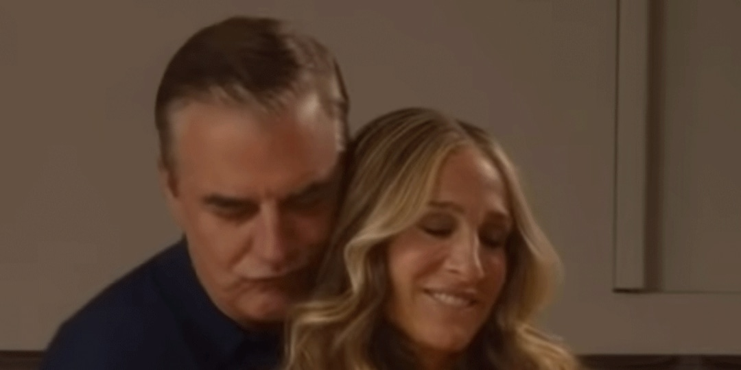 Watch Carrie and Big Share a Steamy Kiss in First Sex and the City Reboot Teaser - E! Online.jpg