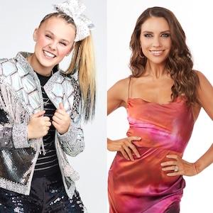 Jenna, JoJo Siwa, Dancing with the Stars