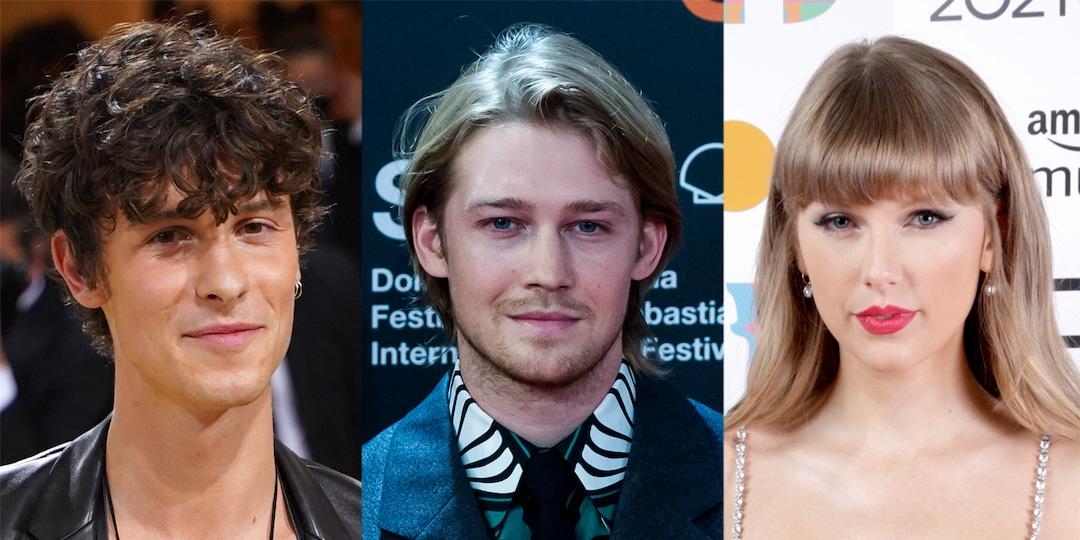 Shawn Mendes' Unfiltered Opinion About Taylor Swift's Boyfriend Joe Alwyn Might Shock You - E! Online.jpg
