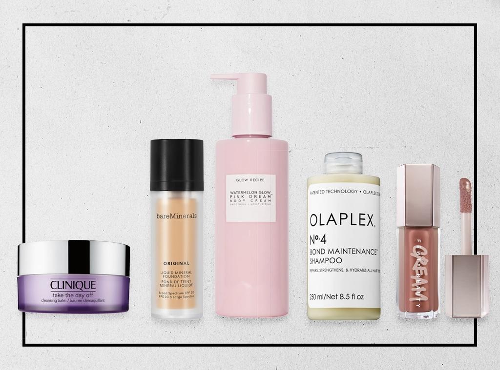 E-comm: Allure Best of Beauty Winners 2021