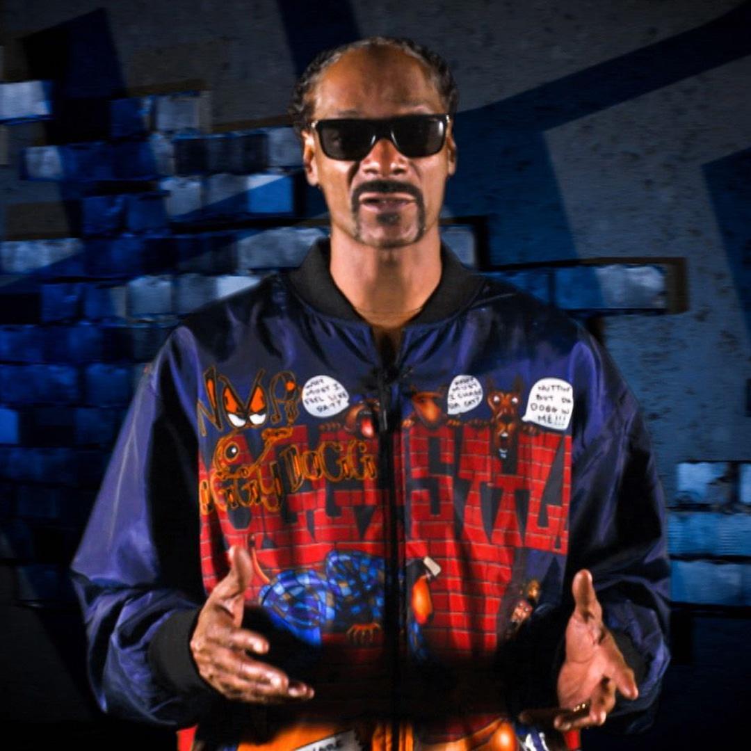 Snoop Dogg Slams