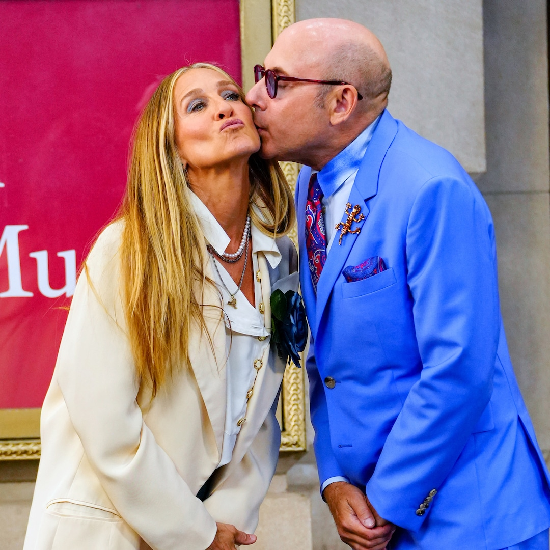 Sarah Jessica Parker Honors Late Sex and the City Co-Star Willie Garson in Touching Tribute