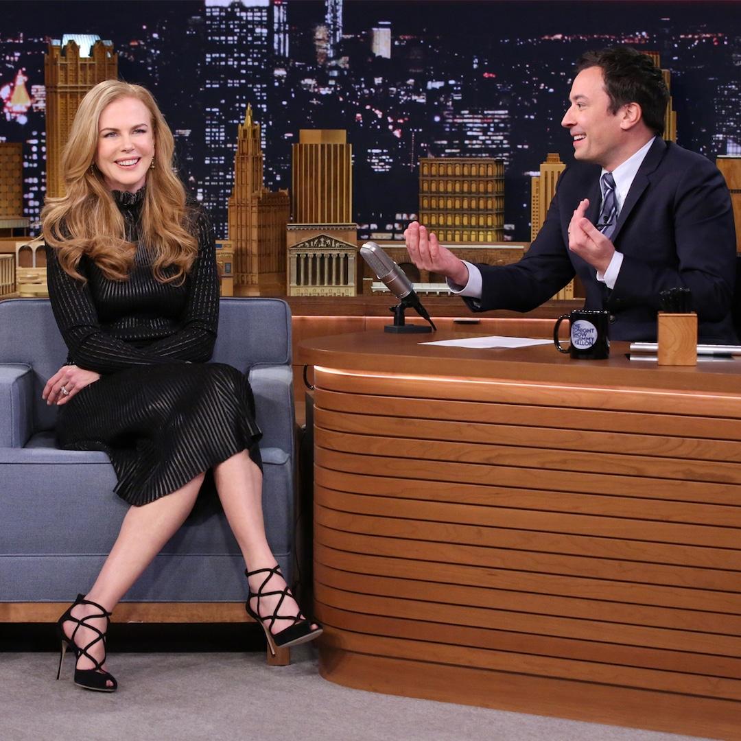 Watch Nicole Kidman