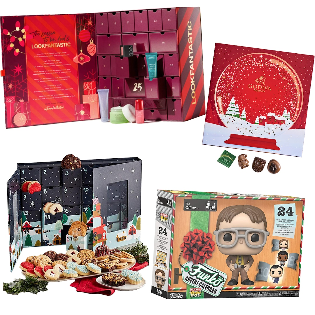 These 2021 Advent Calendars Are Guaranteed To Sell Out Fast--Shop Yours Now!