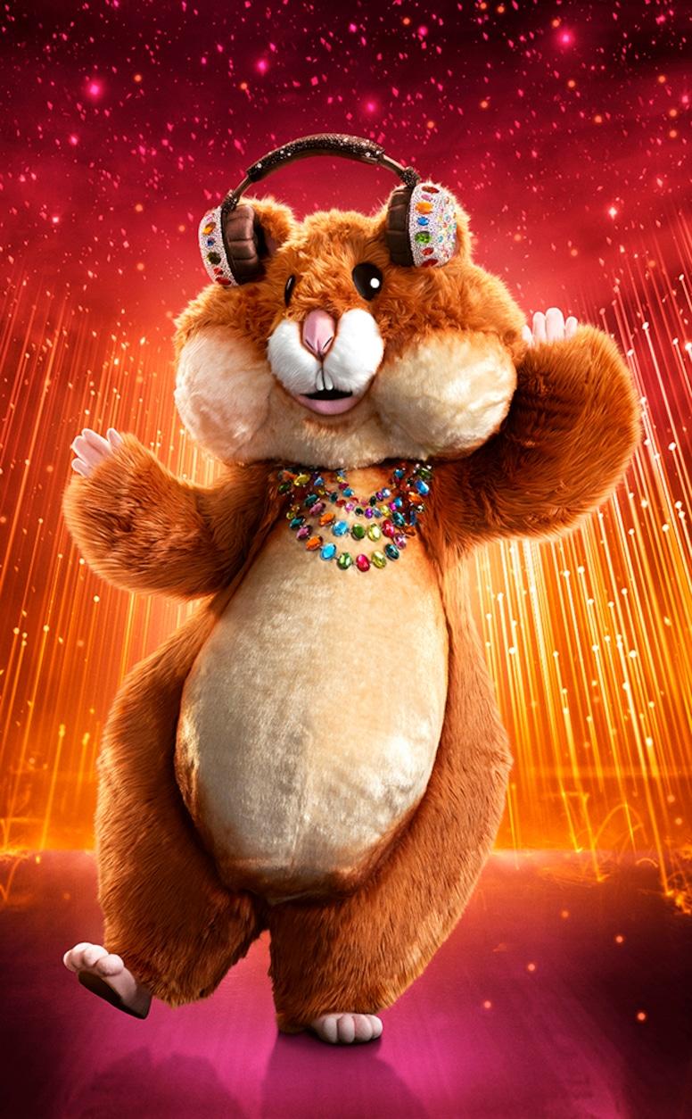 The Masked Singer, Season 6 Contestants, Hamster