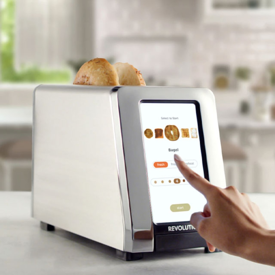 TikTok Is Obsessed With This Toaster  amp  It s Now on Sale