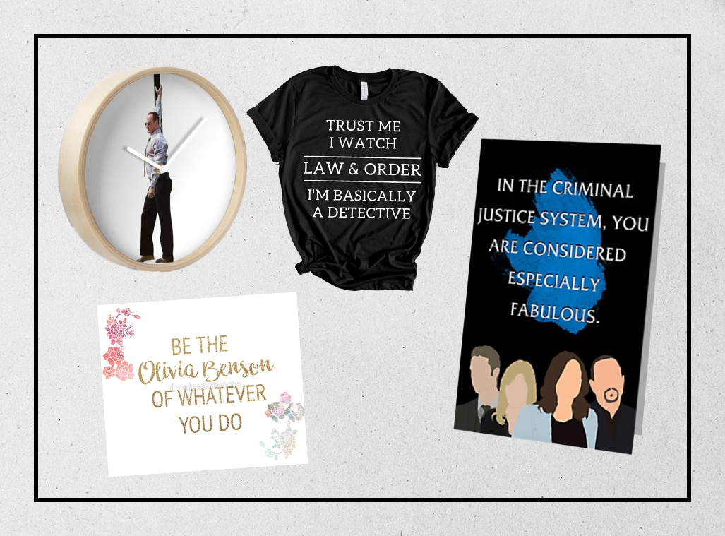 E-comm: Law & Order Gift Guide