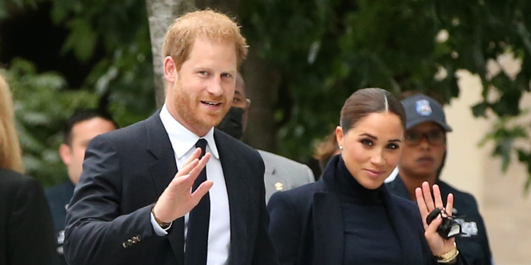 See Meghan Markle and Prince Harry Step Out in NYC for First Joint Appearance Since Lili's Birth - E! Online.jpg