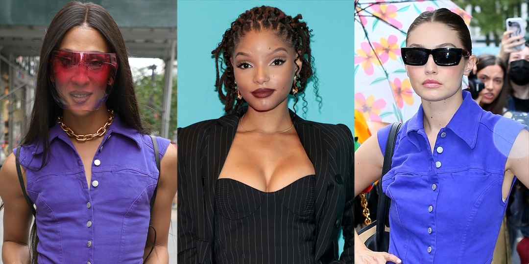 The H&M Collection Gigi Hadid, Halle Bailey & More Stars Can't Stop Wearing - E! Online.jpg