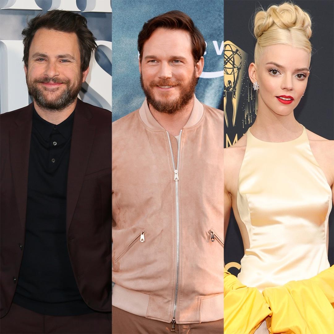 Picture - Chris Pratt Is Mario?! The Cast of Super Mario Bros. Movie Will Make You Say Mamma Mia