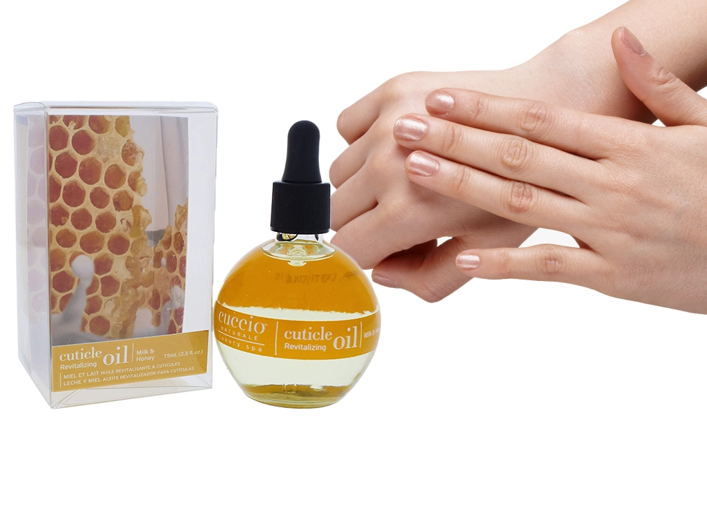 E-comm: Amazon's Top-Rated Cuticle Oil